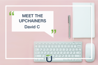 Meet the Upchainers: David C
