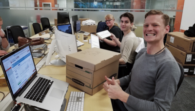 Upchain unpacking at OneEleven