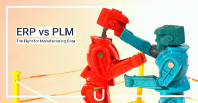 ERP vs PLM Fight: The Fight for Manufacturing Data